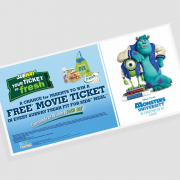 B. Little & Co - Movie Ticket Promotion